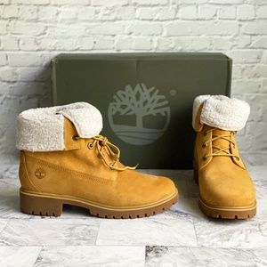 NEW Timberland Jayne Waterproof Booties
